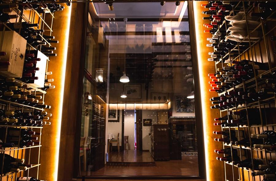La Bodega, el nuevo espacio del vino en Tavella.
