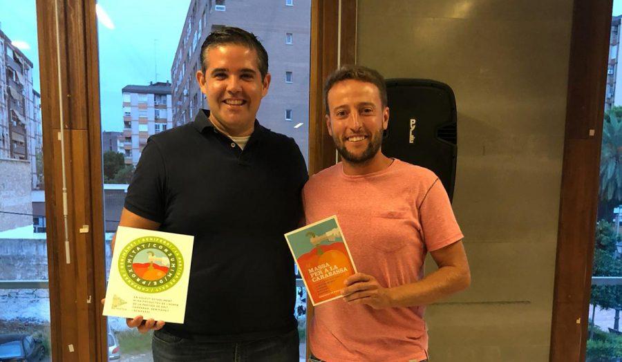 """Tavella se adhiere al proyecto """"La Taula per la partida"""" para apoyar el consumo de los productos de la huerta de Beniferri."""